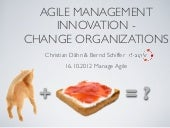 Agile Management Innovations @ Mana...