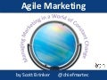 Agile Marketing: Managing Marketing in a World of Constant Change