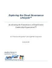 AgilePath WhitePaper Cloud Gov Life...