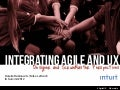 Integrating Agile & UX: Perspectives from a Designer and ScrumMaster