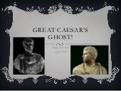 A great caesar's ghost!