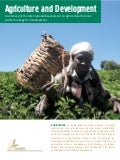 Scientific Facts on Agriculture & Development