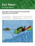Esri News for Agriculture Spring 2013 issue