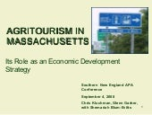 Agritourism in Massachusettts: It's...