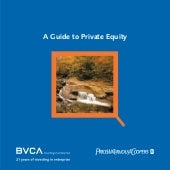 A guide to_private_equity