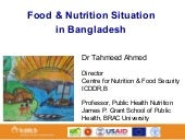 Ahmed 1 the food and nutrition situ...