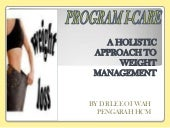 A holistic approach to weight manag...