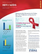 PhRMA Report 2012: Medicines in Dev...