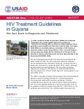 AIDSTAR-One HIV Treatment Guideline...
