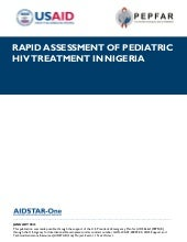 AIDSTAR-One Report: Rapid Assessmen...