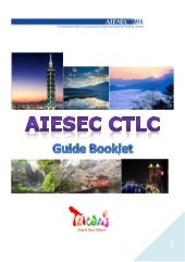 Aiesec ctlc guide booklet4.16