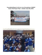 Aiesec Ghana Ask Program Report Pha...