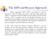 Aih And Beacon Sales Presentation 0...