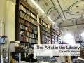 Clare Qualmann - The Artist in the Library
