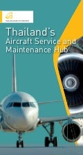 Aircraft Service and Maintenance Hub