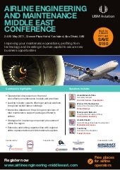 Airline Engineering & Maintenance Middle East Conference