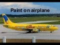 Airplane Paint