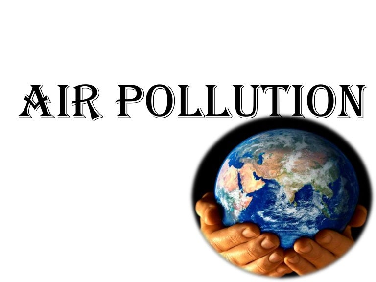 airpollution ppt