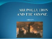 Air pollution and the ozone 2 (3)