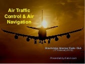 Air traffic control & air navigation