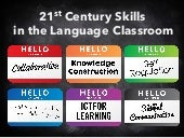 21st Century Skills in the Foreign Language Classroom