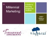 AISAP -   Marketing To Millennials
