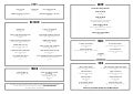 A la carte menu 30 11 10 Koffmans