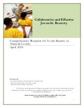 Alameda County Youth Reentry Bluepr...