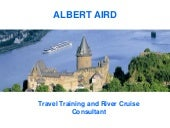 Albert Aird destinations presentation