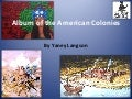 Album of the American Colonies