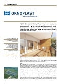 Oknoplast case study - Album Superbrands 2014