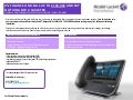 Alcatel-Lucent 0% Finance Product Offer