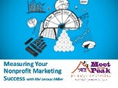 Measuring Your Nonprofit Marketing Success