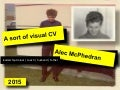 Alec McPhedran Sample Visual CV