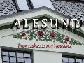 Alesund   from ashes to art nouveau