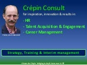 Alexander Crepin  HR & Talent Manag...