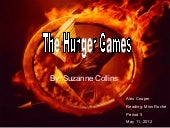 Alex cooper hunger games book repor...