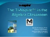 Media4Math's Algebra Series
