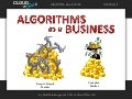 Algorithms as a Business
