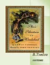Alice in wonderland by tsedoo