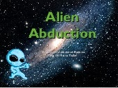 Alien abduction real