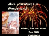 Alise Adventures In Wonderland!! Ch...