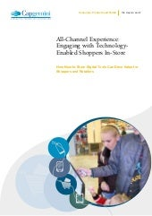 All channel experience: Engaging wi...