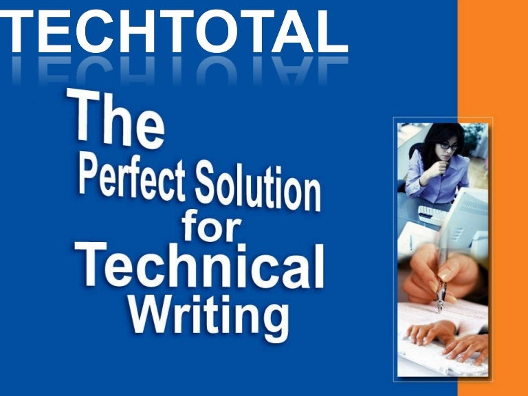 About technical writing