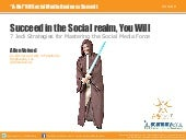 Succeed in the Social Realm, You Wi...