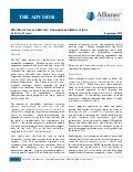 Alliance Advisors Newsletter Sept. 2012 (2012 Proxy Season Review-Shareholder Resolutions)
