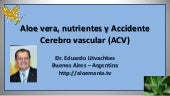 Aloe vera y acv (accidente cerebrov...