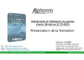 alphorm.com - Formation Windows 8.1...