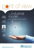 Industrial model for sustainable IT efficiency
