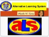 Alternative Learning System by Phoe...